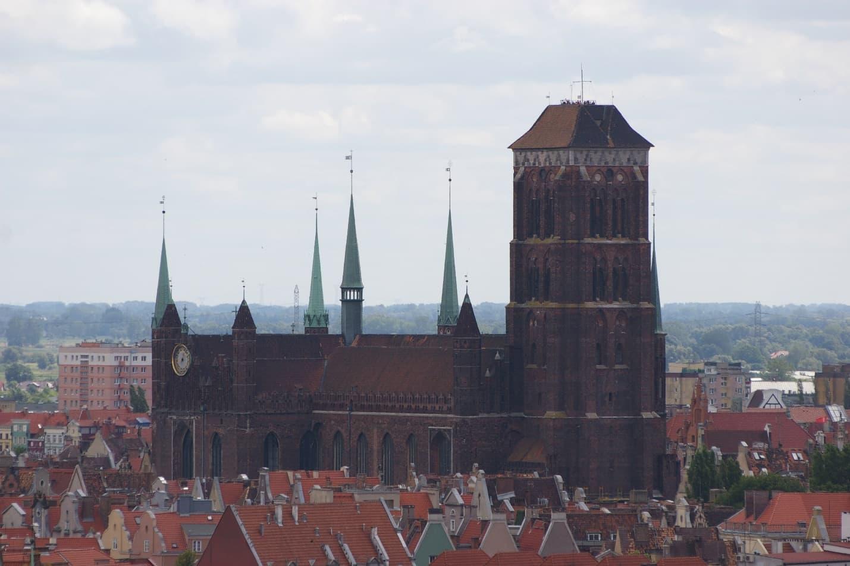 Mariakyrkan i GdansK