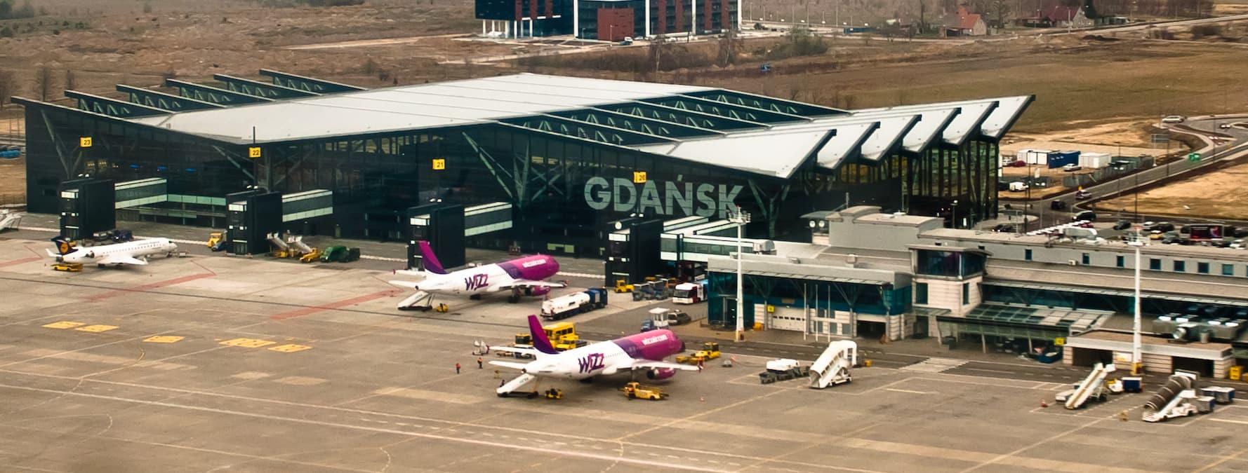 Gdansk flygplats