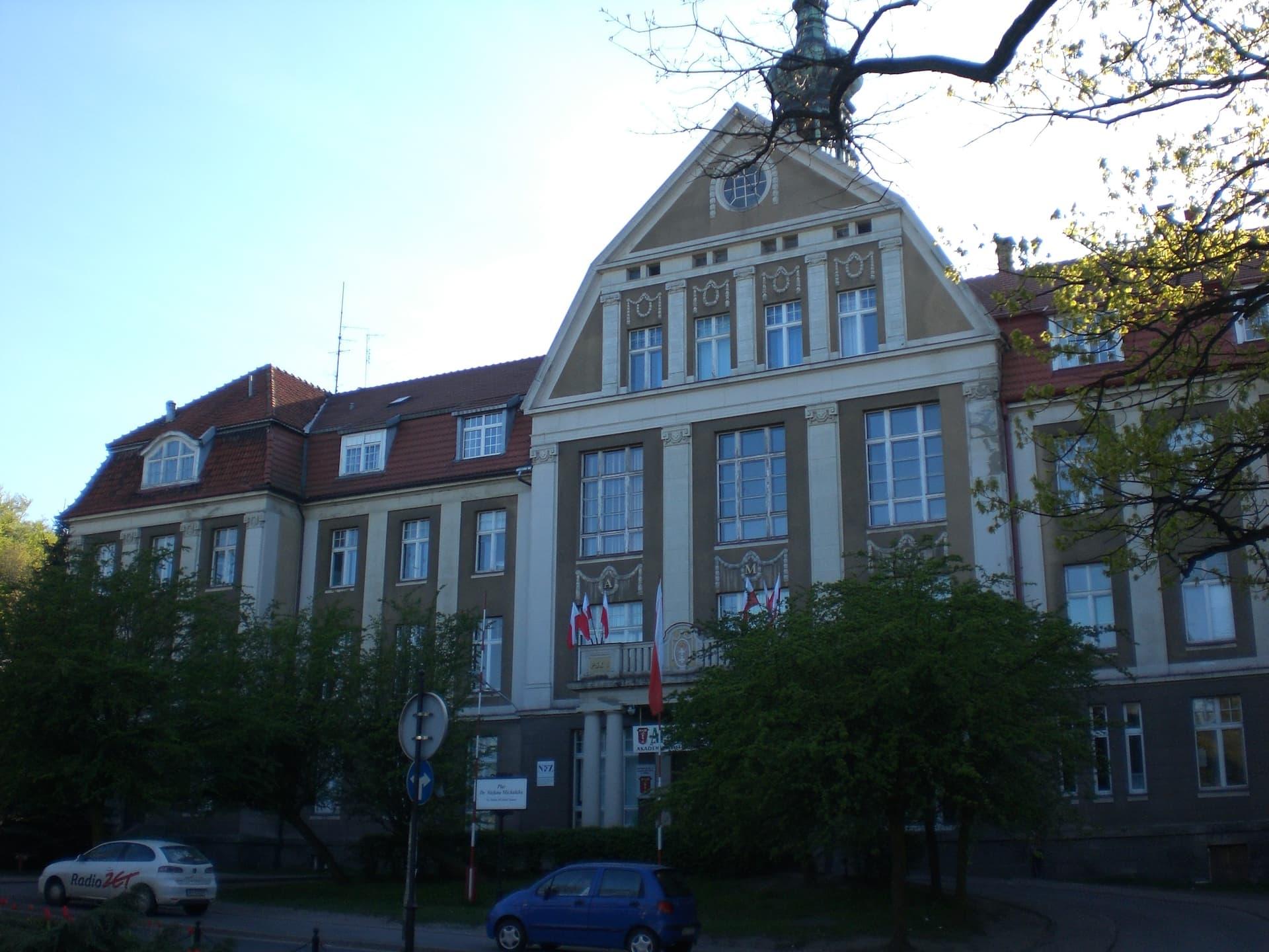 Läkarstudent i Gdansk