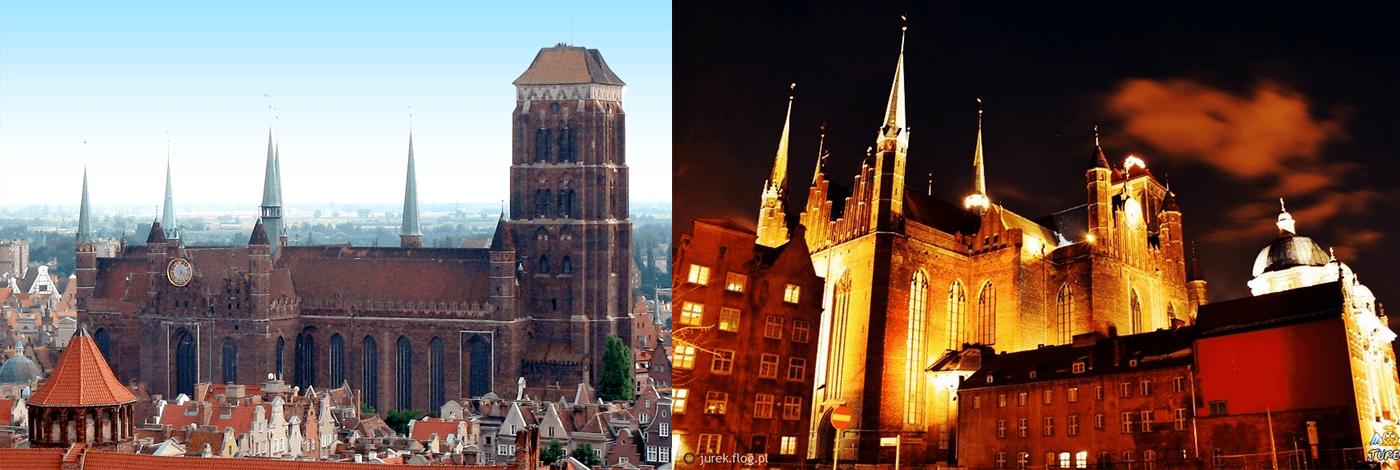 Mariakyrkan Gdansk