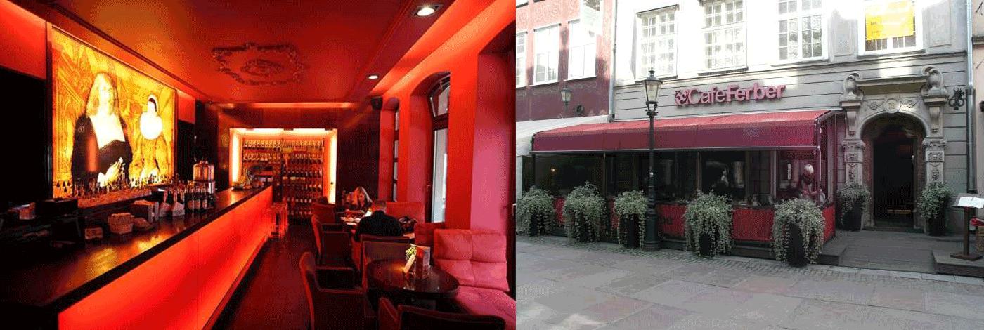 Cafe ferber Gdansk